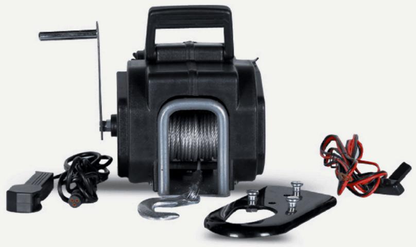 12v 2000 Lbs Electric Winch Manual Pdf